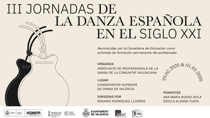 Jornadas de danza española