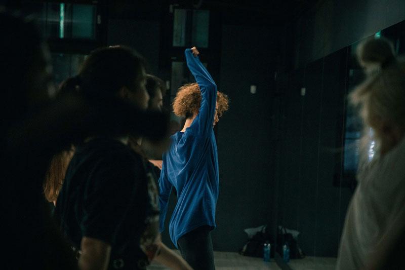 formación en danza